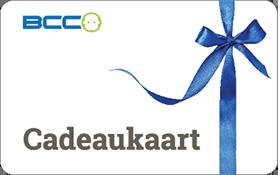BCC Cadeaukaart