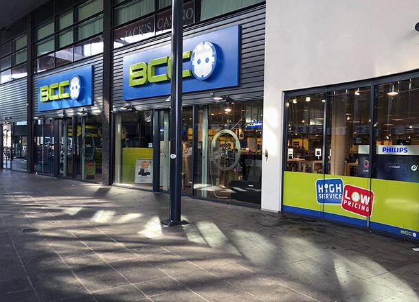 BCC winkel Nijmegen Dukenburg