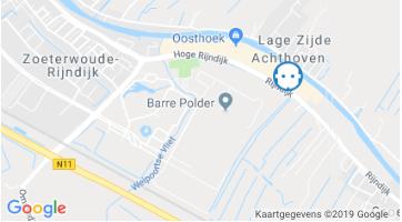 Locatie BCC Zoeterwoude