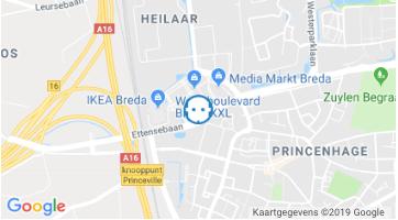 Locatie BCC Breda
