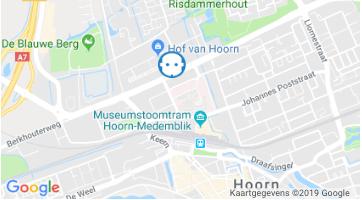 Locatie BCC Hoorn