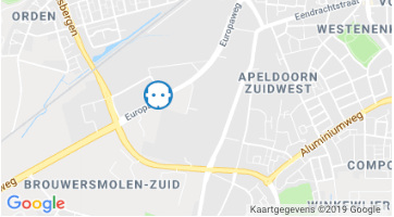 Locatie BCC Apeldoorn