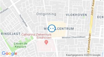 Locatie BCC Eindhoven Woensel