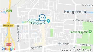 Locatie BCC Hoogeveen
