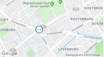 Locatie BCC Den Haag
