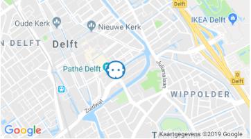 Locatie BCC Delft