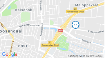 Locatie BCC Roosendaal