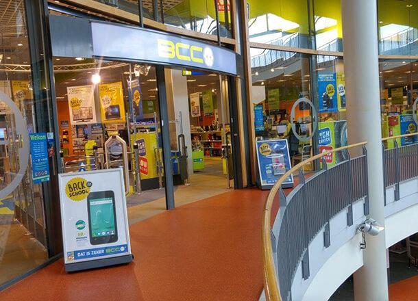 BCC winkel Den Haag Megastores