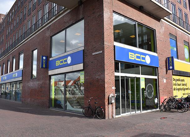 BCC winkel Delft