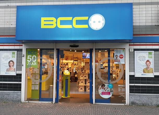 BCC winkel Amsterdam West