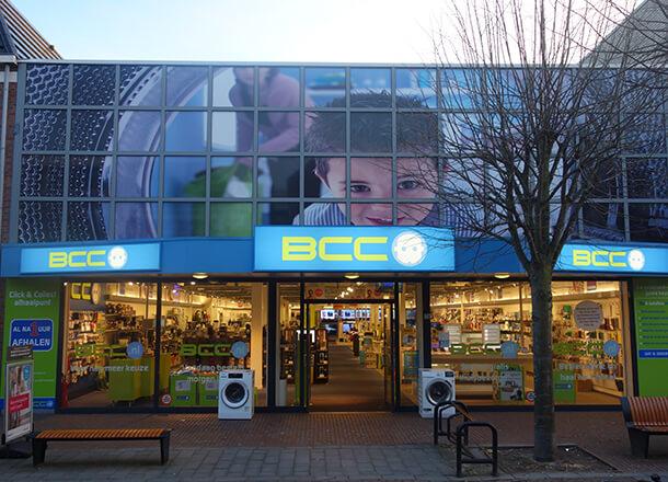 BCC winkel Lisse