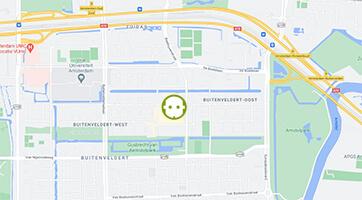 Locatie BCC Amsterdam Gelderlandplein
